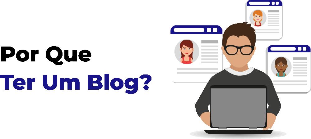 A importância de um Blog.
