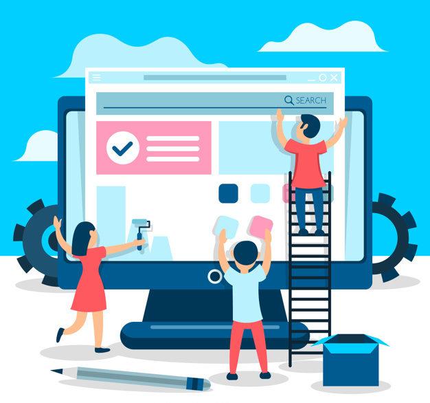 Para trabalhar com marketing digital é fundamental ter um site