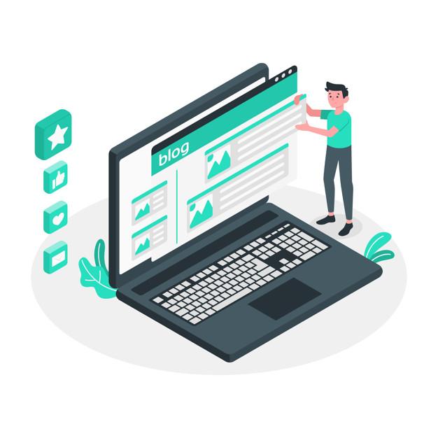 Dinheiro no mercado digital com Blog