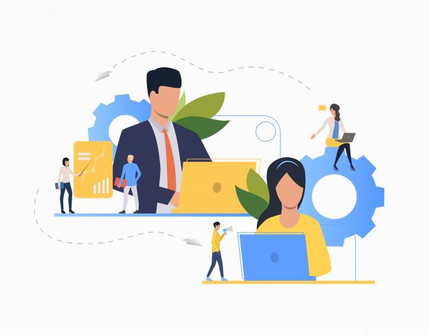 gerente de marketing digital