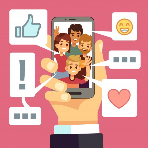 Gere engajamento em seus vídeos e faça chamadas para ação - Compartilhamento, Like no vídeo