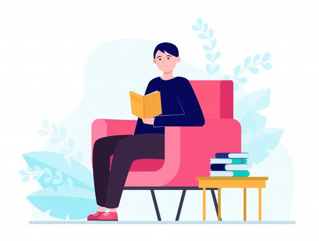 8 Passos para começar a ler